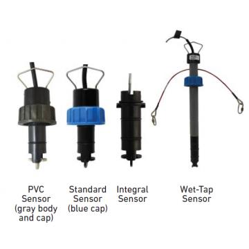 Signet 2536 Rotor-X Paddlewheel Flow Sensor