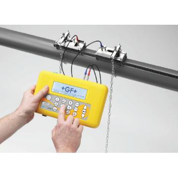 Portaflow 220/330 Portable Ultrasonic Flowmeter