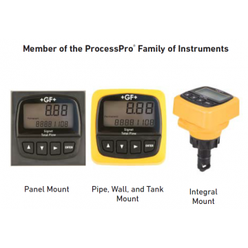 Signet 8150 Battery Powered Flow Totalizer