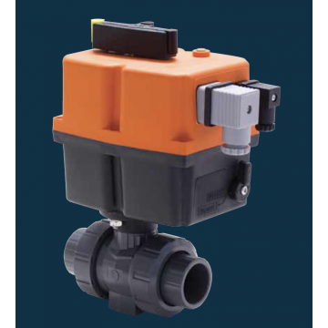 Type 104 Electrically Actuated Ball Valve