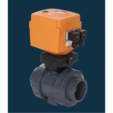 Type 127 Electrically Actuated Ball Valve