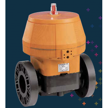 DIASTAR 025 Pneumatically Actuated Diaphragm Valve