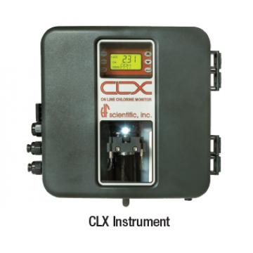 CLX Online Residual Chlorine Analyzer