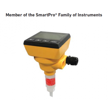 Signet Temperature Integral System with 9900 Transmitter