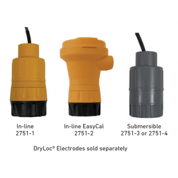 Signet 2751 DryLoc®  pH/ORP Smart Sensor Electronics