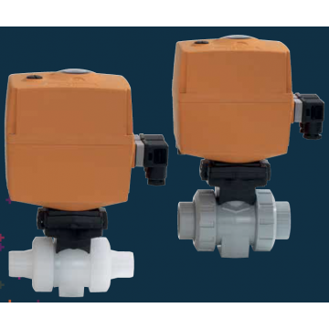 Type 179-184 Electrically Actuated Ball Valve