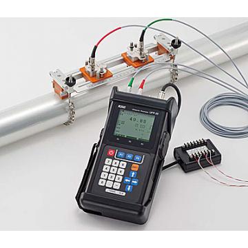 UFP-20 Portable Ultrasonic Flowmeter
