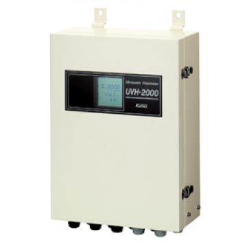 UVH-2000 Open Channel Ultrasonic Flowmeter
